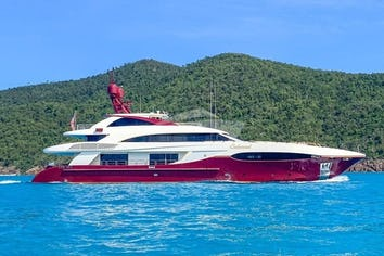 147ft Yacht GOLDEN TOUCH II