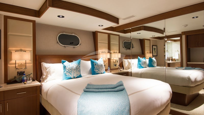 MARBELLA II :: Starboard Guest Stateroom