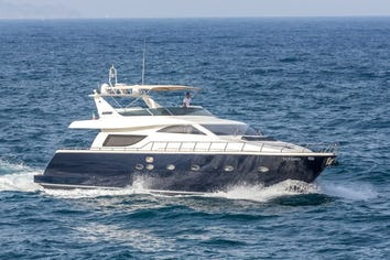 73ft Yacht BLUE ICE