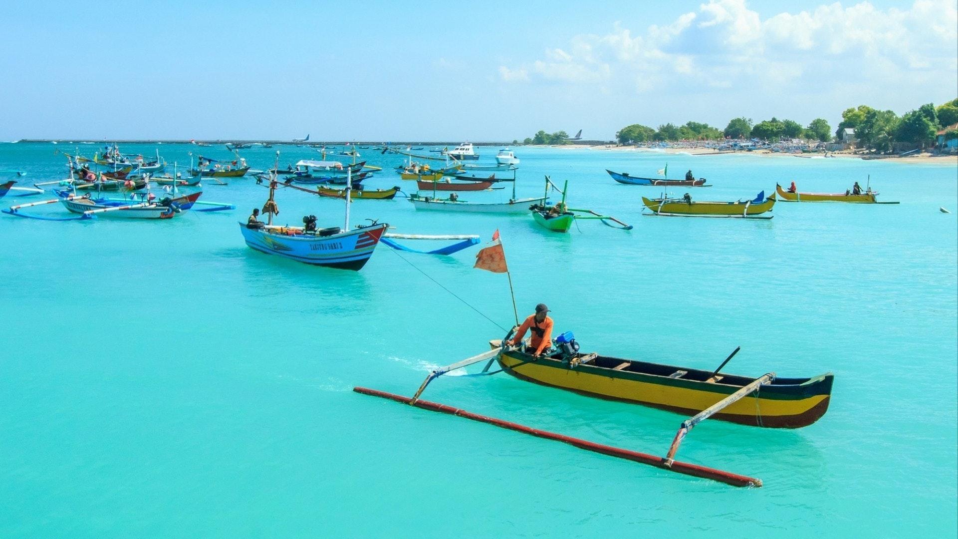 fishermen bali