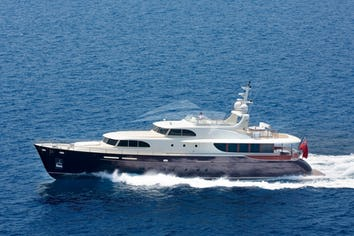 112ft Yacht CYRUS ONE