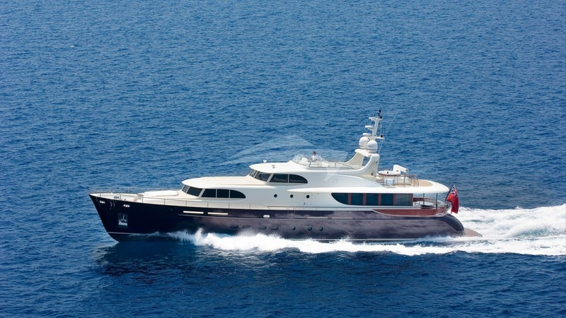 Yacht Charter CYRUS ONE