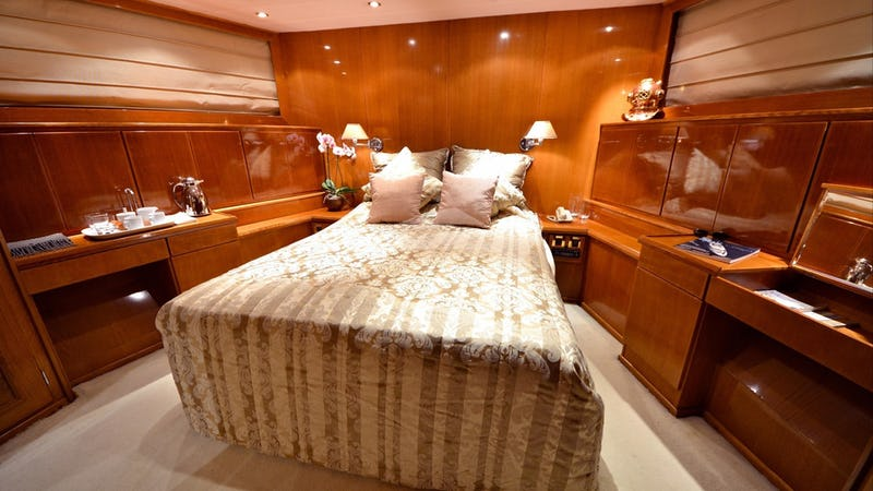 SPICE OF LIFE :: Master Stateroom