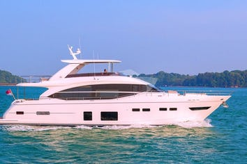 81ft Yacht LEMON NOT LIME