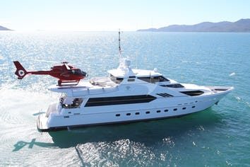 105ft Yacht FLYING FISH