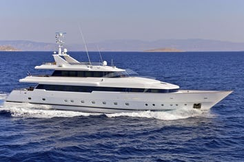134ft Yacht O'RION