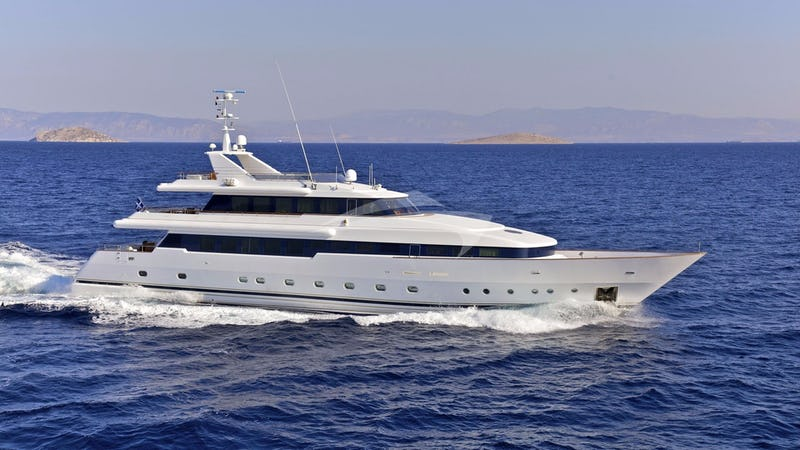 Yacht Charter O'RION