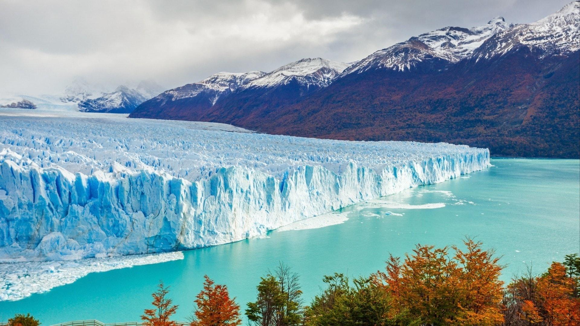 ghiacciai dell'Antartide