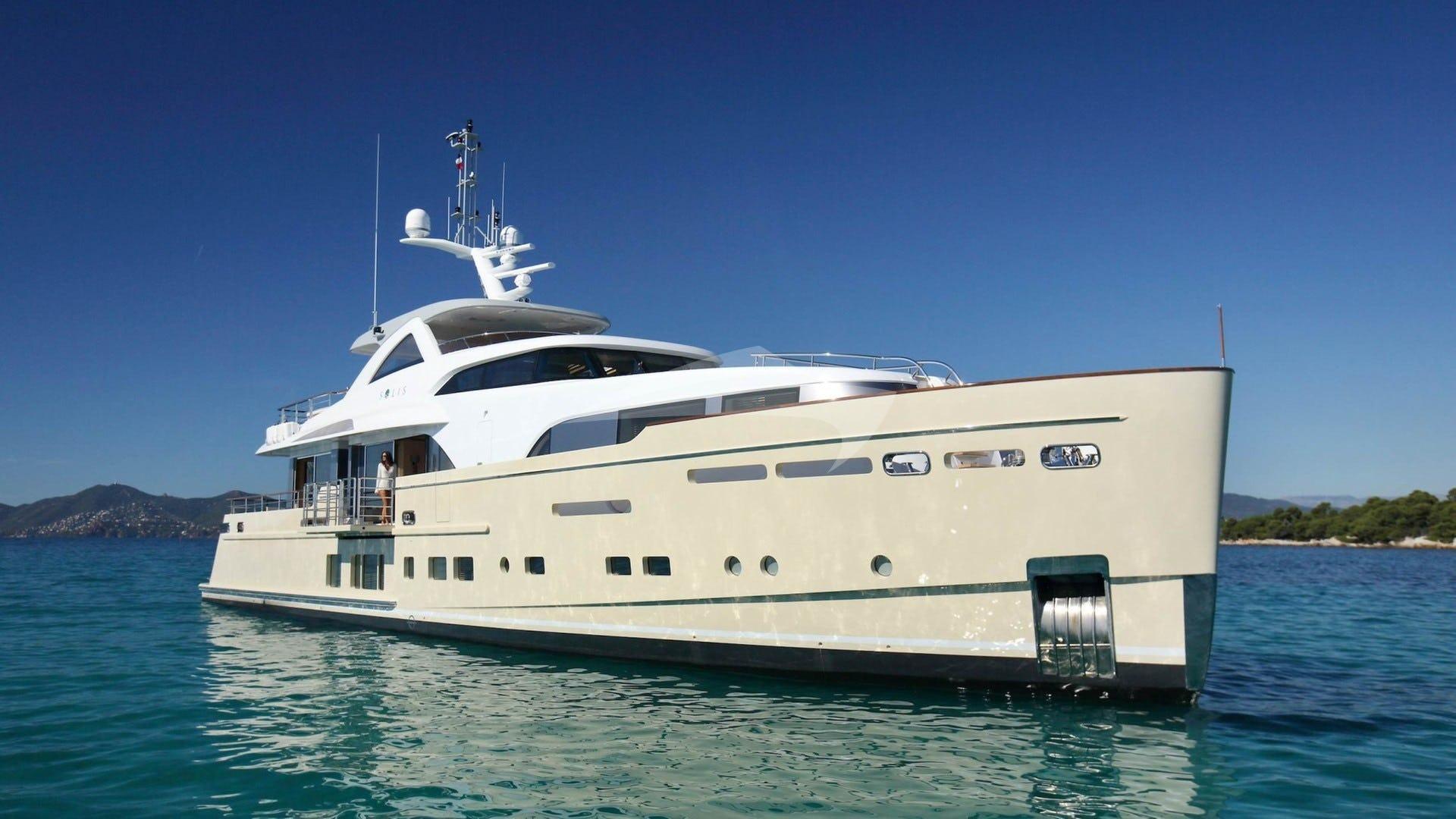 Yacht SOLIS Charter Yacht