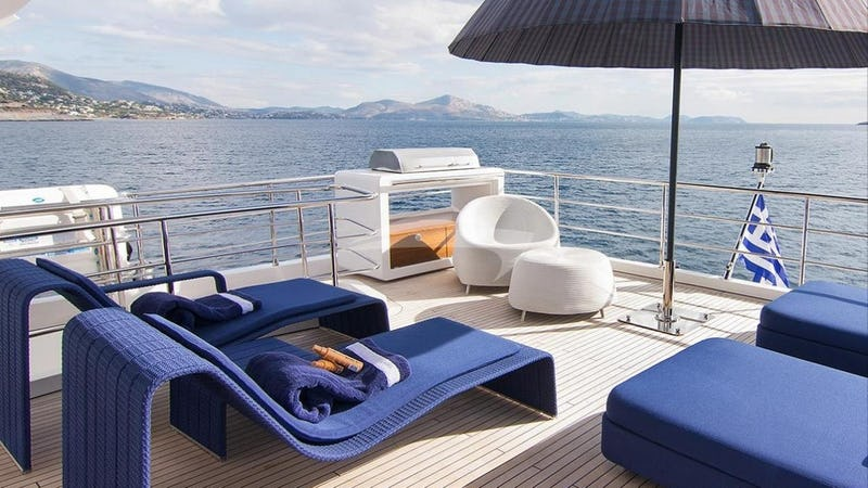 Deck Loungers