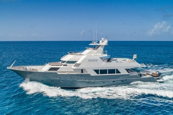 105ft Yacht ROGUE