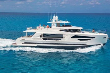 74ft Yacht SEAGLASS 74