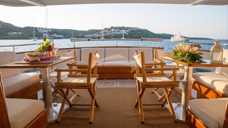 PIERPAOLO IV :: Aft Deck