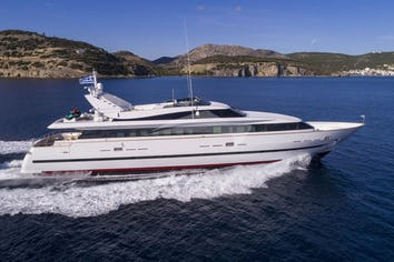 118ft Yacht SOLE DI MARE