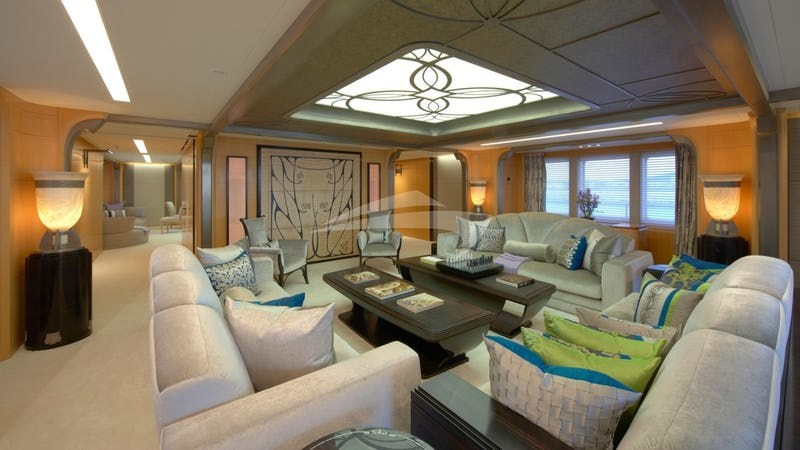AMARYLLIS Superyacht for charter