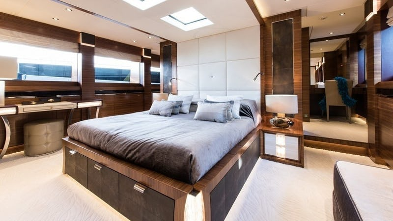 SILVER WIND :: Master Stateroom