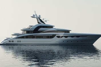 223ft Yacht SOARING