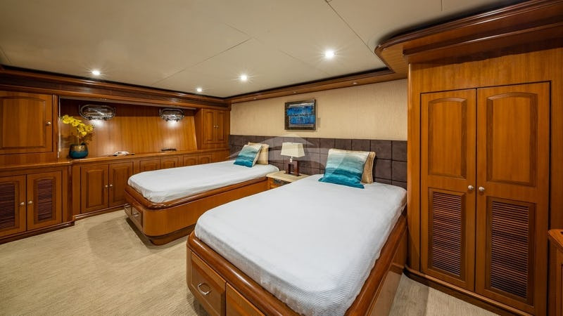 Guest full stateroom