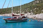 CLARISSA all yacht charter in