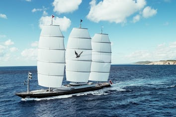 288ft Yacht MALTESE FALCON