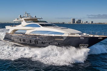 116ft Yacht VIVERE