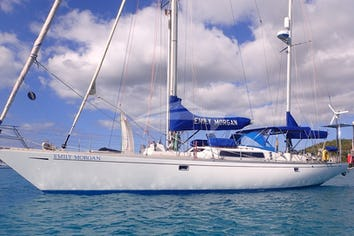 57ft Yacht EMILY MORGAN