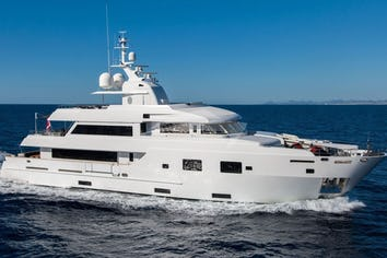 116ft Yacht TOMMY BELLE