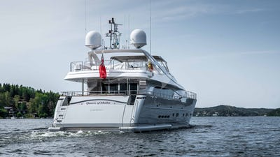 QUEEN OF SHEBA YACHT FOR CHARTER