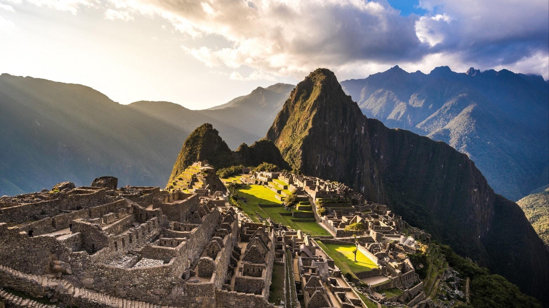 Machu Picchu, Cuzco, Perù.