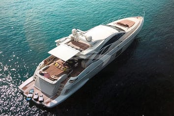 86ft Yacht PANTHERA