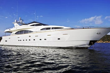 100ft Yacht LADY PAMELA