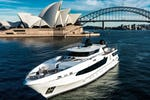SAHANA power yacht charter in
