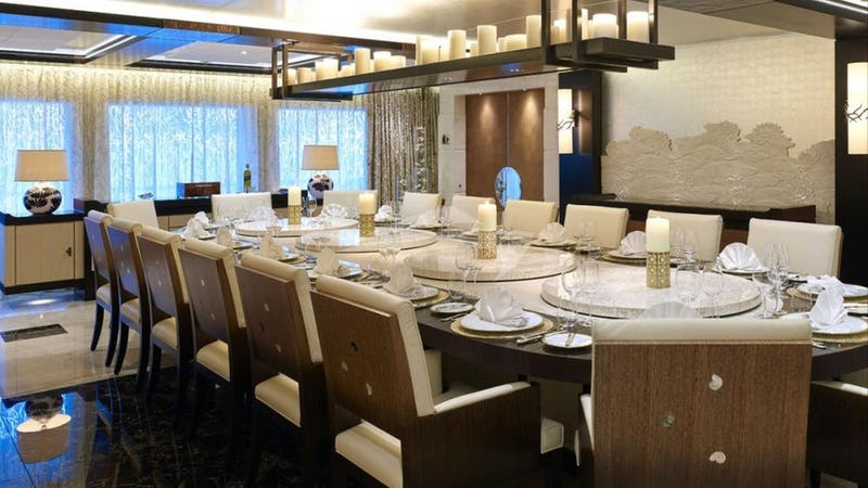 TRANQUILITY :: Formal dining