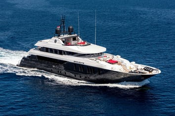 140ft Yacht GRAYZONE