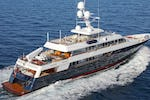 HELIOS 2 power yacht charter in