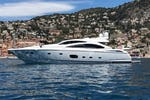 ASCENSION  yacht charter in