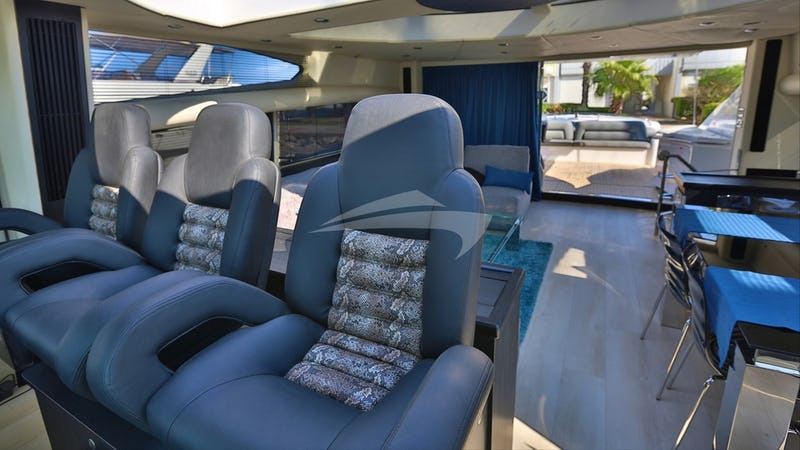 BLACK ZEN :: Wheelhouse Seating