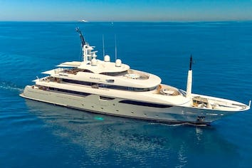 180ft Yacht RARITY