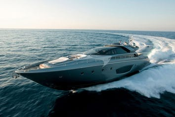 86ft Yacht LADY F1