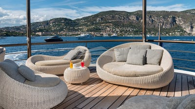 CHAKRA YACHT FOR CHARTER