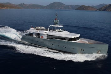 113ft Yacht ONLY NOW