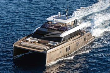 79ft Yacht OTOCTONE 80