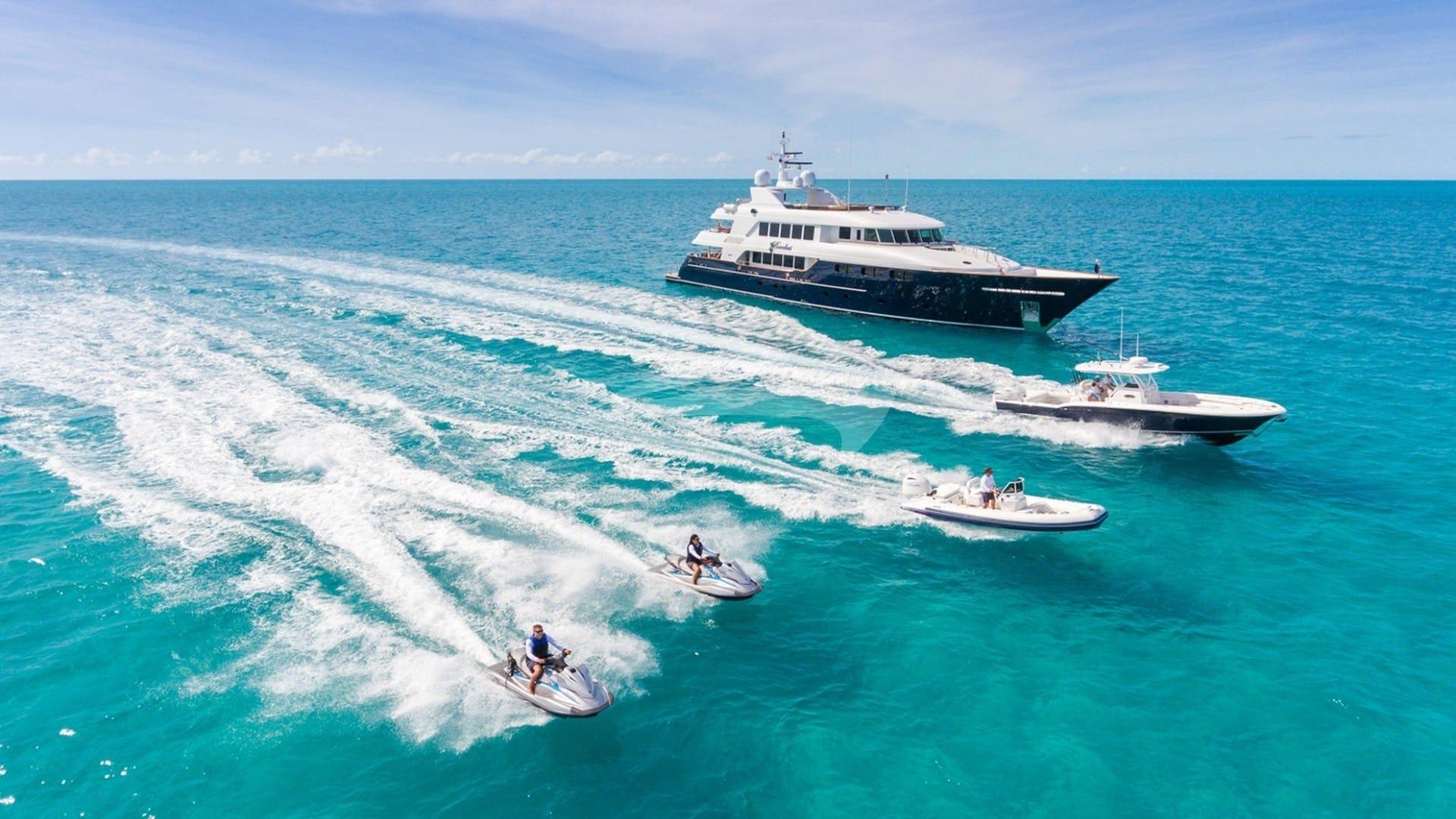 Yacht BACCHUS Charter Yacht