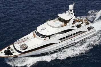 114ft Yacht SATINE