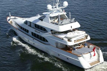 120ft Yacht TOUCH