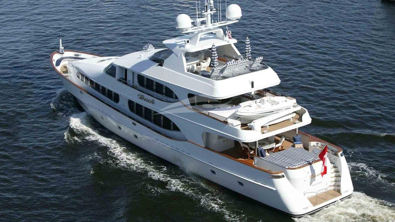 Yacht TOUCH Charter Yacht