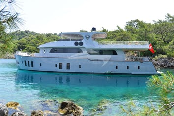 91ft Yacht SIMAY F