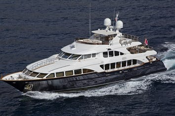 121ft Yacht AFRICAN QUEEN