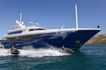 202ft Yacht MARY-JEAN II