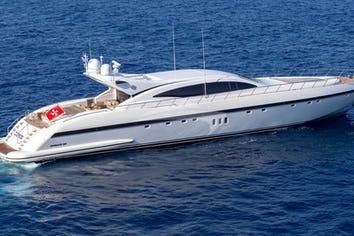 109ft Yacht COSMOS I